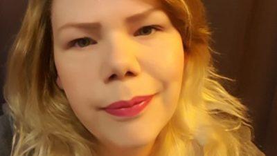 Henkilökuva Marianne