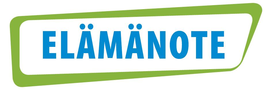 Elämänote-logo