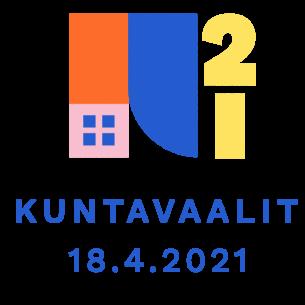 Kuntavaalit 18.4.2021